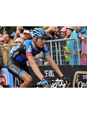 Defending champion Ryder Hesjedal (Garmin-Sharp) also pulled out of the Giro on the same day as Wiggins