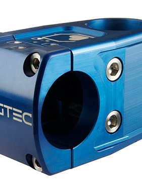 Burgtec Enduro stem blue