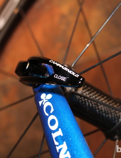 The Bora Ultra also comes in Bora Ultra One 35 - with a lower-grade bearing system - and the Bora Ultra One CX for cyclocross. All the wheels are tubulars