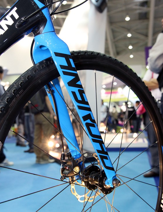 Disc brakes will come as standard equipment front and rear