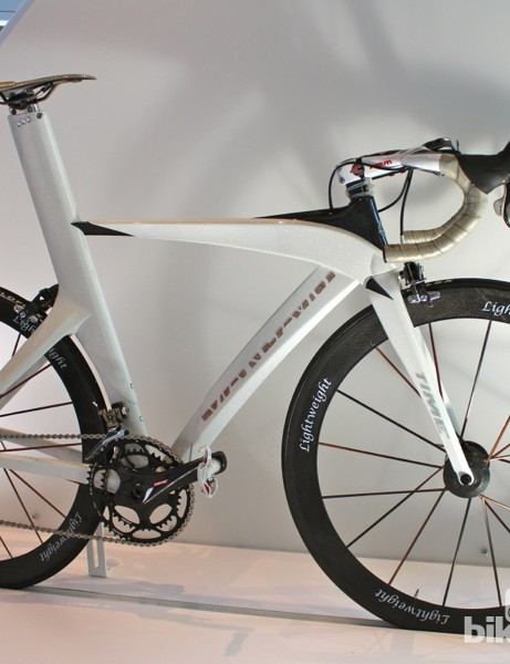 The current crop of aero carbon road bikes in the Assos fleet