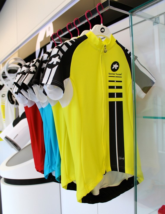 Unlike most clothing companies, Assos doesn't make model-year products