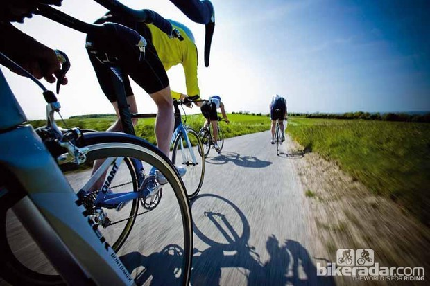 Improve your fitness in eight weeks with a BikeRadar Active training plan