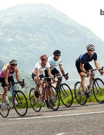 Audax UK are looking to recruit new members by revamping their image