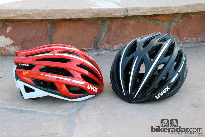 UVEX's new top-end road helmet is the Race 5, currently being used by the Argos-Shimano and Ag2r-La Mondiale pro teams