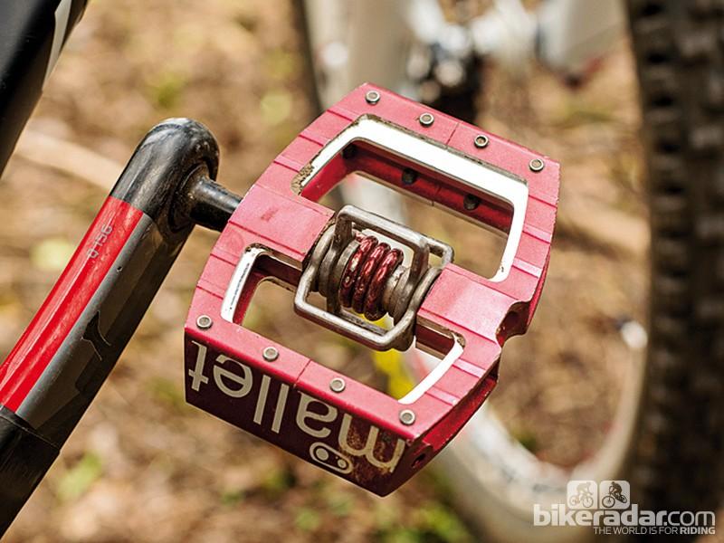 CrankBros Mallet DH pedals