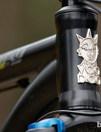 There's no mistaking a VooDoo with its distinctive head badge