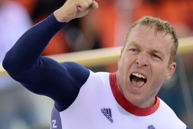Sir Chris Hoy recently announced his retirement from professional cycling