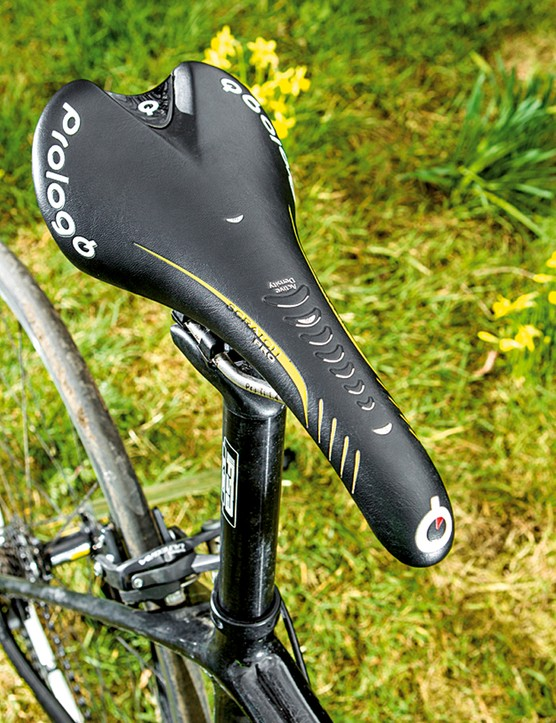 Prologo's Scratch saddle proved very popular with our testers