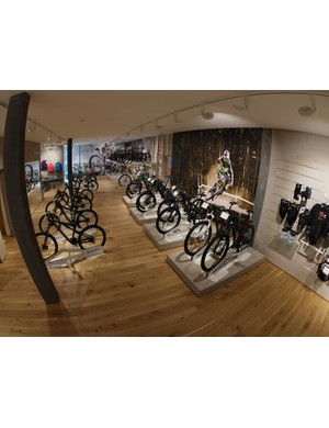 Mountain, road and e-bikes will be for sale