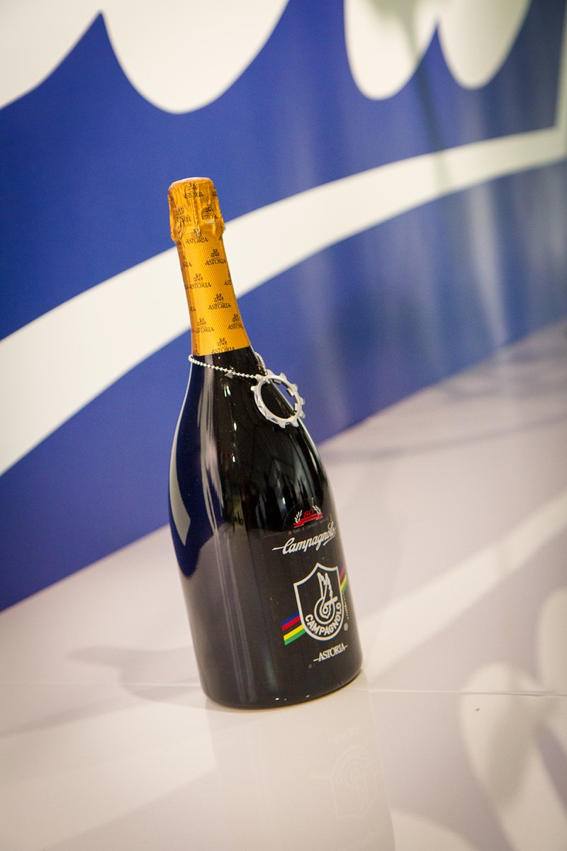 80 years in business? That's reason enough to pop the cork on some bubbly