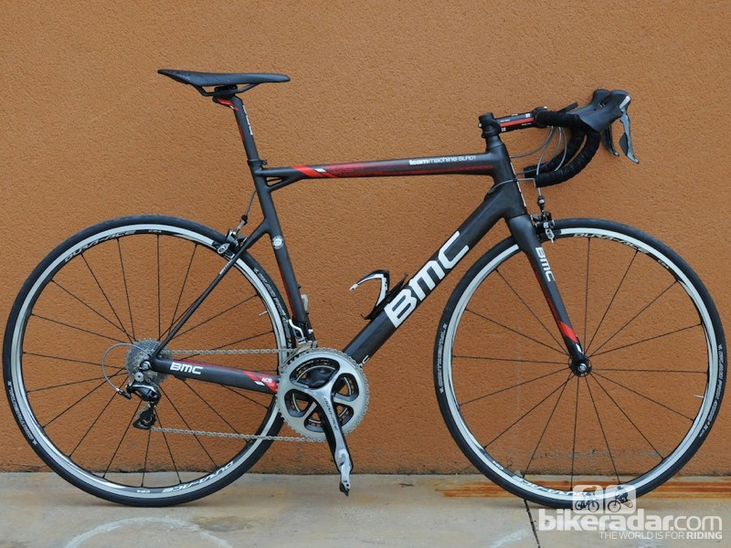 The all new BMC SLR01 retains a familiar look but is completely re-engineered