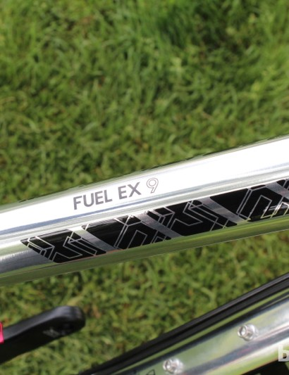 The Fuel EX 29 is available in three alloy models (7, 8 and 9) and two carbon models (9.7 and 9.8)