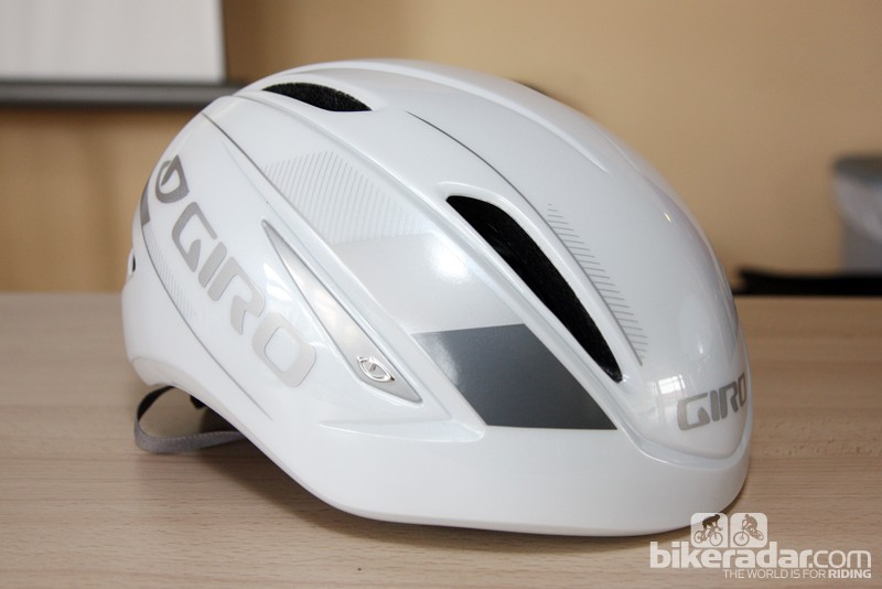 Love it or hate it, get used to seeing more aero-inspired helmets like this Giro Air Attack