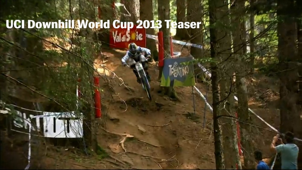 The UCI downhill world cup series starts in Fort William