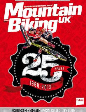 Mountain Biking UK - 25 years old today