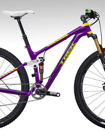 Like it? Hate it? It doesn't matter - Trek's new Project One customization program now lets you build one of three mountain bike models however you wish