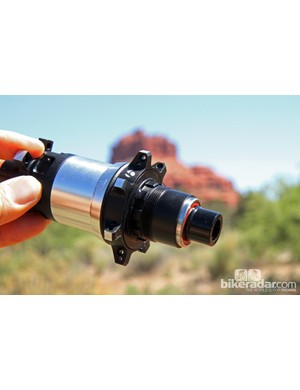 Bontrager will have XD freehub bodies for SRAM XX1 drivetrains ready right when the wheels hit showroom floors in July