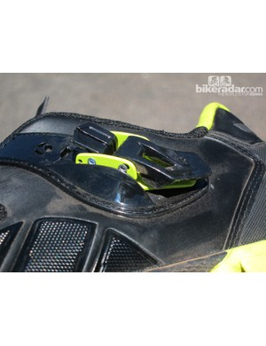 Lower-profile buckles will be featured across the entire Bontrager shoe range