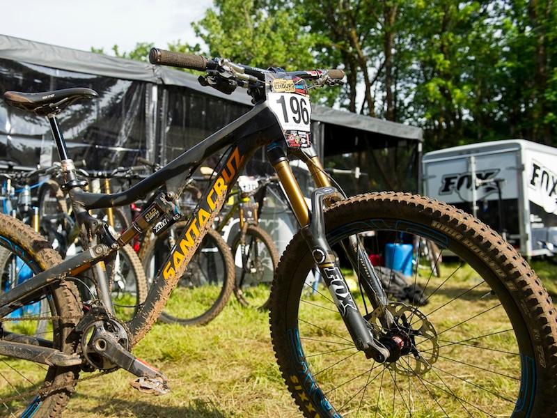 Fox 34 TALAS FIT CTD Fork review - BikeRadar