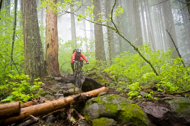 The new fork impressed this tester with its ability to handle large hits without blowing through all its travel