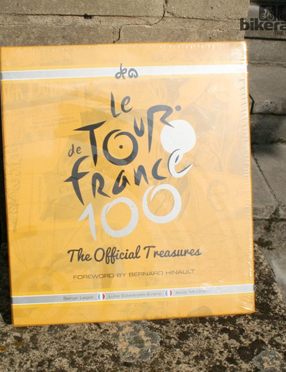 Le Tour de France: The Official Treasures
