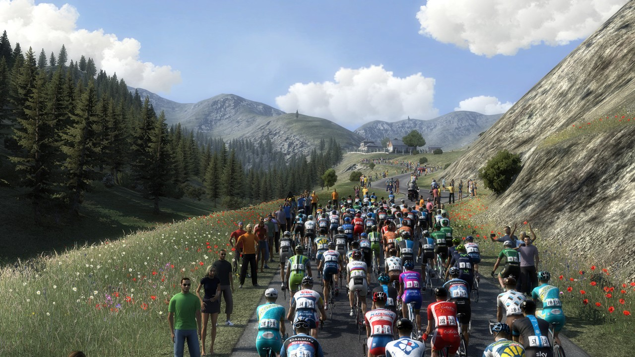 Le Tour de France 2013 for Xbox 360 and PlayStation 3