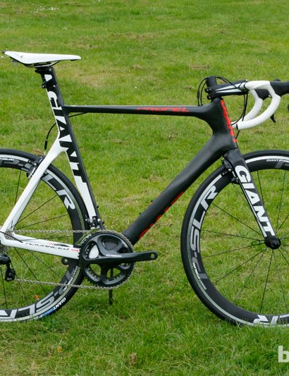 The new Giant Propel Advanced SL