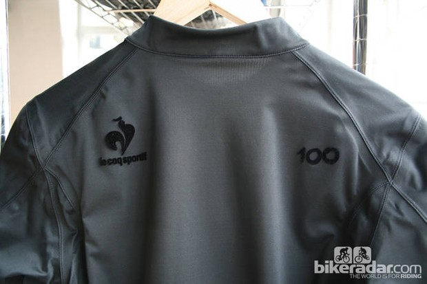 Just 100 maillot noir jerseys in Le Coq Sportif's Centième range will be available in the UK via Harrods