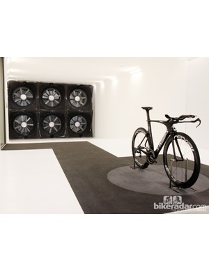 Specialized recently unveiled its own wind tunnel - but are numbers generated here comparable to ones measured at other facilities?