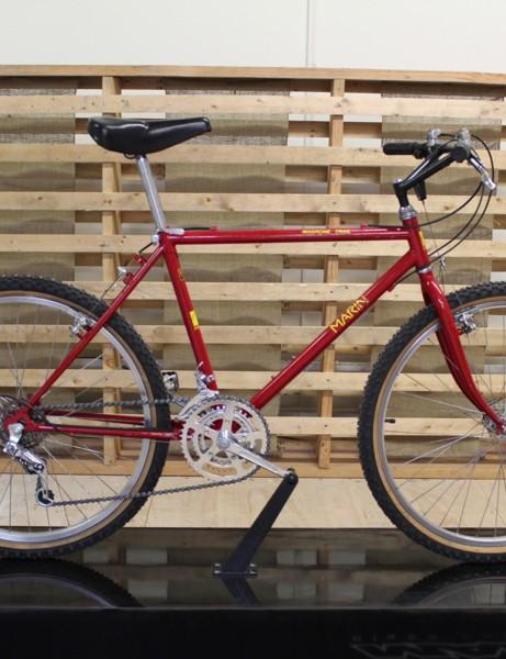 Marin Bikes' original mountain bike from 1986