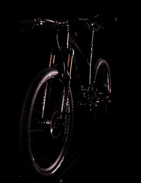 Details are sparse on GT's new mountain bike