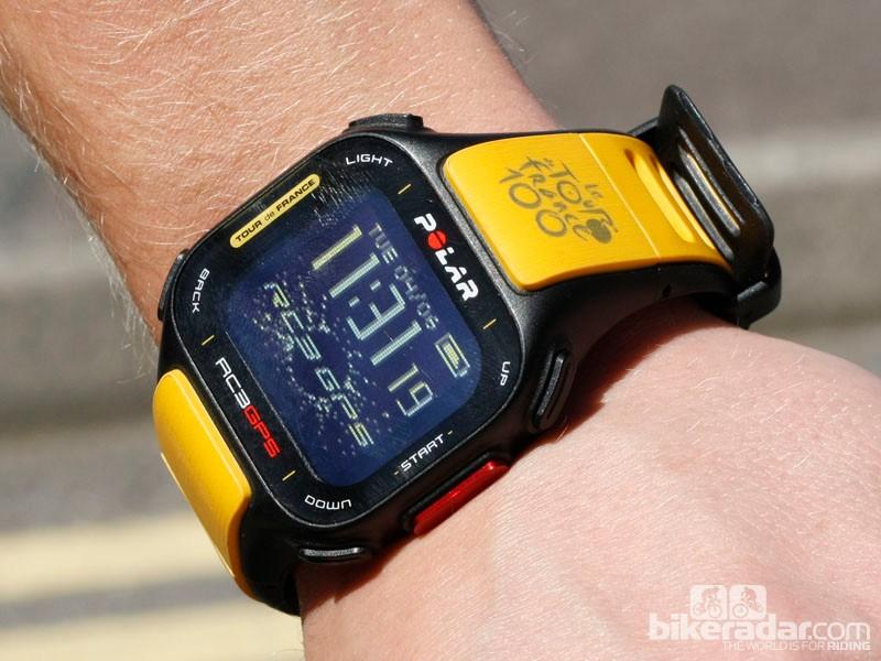 Polar RC3 GPS TdF BIKE watch