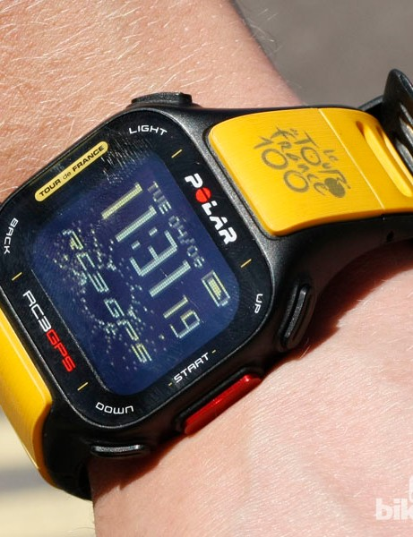 Polar RC3 GPS TdF BIKE watch