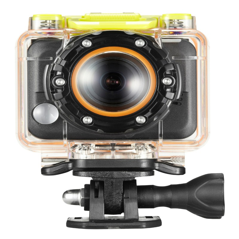 The IronX is a new entrant in the video action camera scene