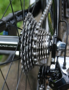 The 11sp compatible C24 wheels are part of a new range announced two months ago