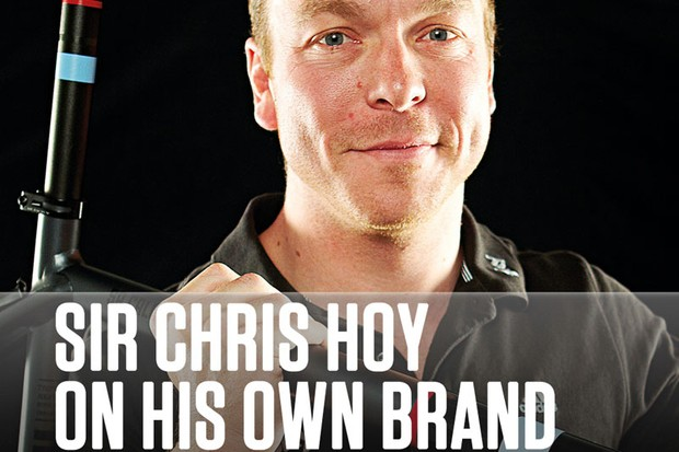 Sir Chris Hoy talks about HOY Bikes - his own brand of road bikes