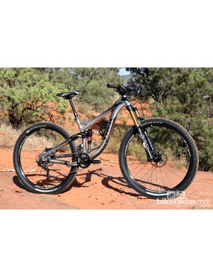 Trek's new Remedy 9 29 is a bruiser of a bike, ruthlessly mowing down smaller trail obstacles and allowing you to carry an inordinate amount of speed on rough terrain