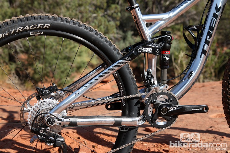 Trek sticks with its tried-and-true rear suspension design for the new Remedy 9 29