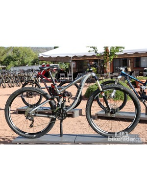 The Trek Remedy 7 29 comes with a RockShox Revelation fork and a Shimano Deore/SLX mix for US$2,840