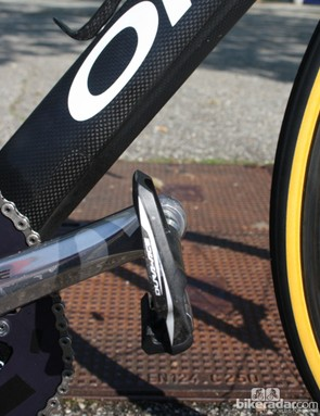 Shimano Dura-Ace pedals take the power