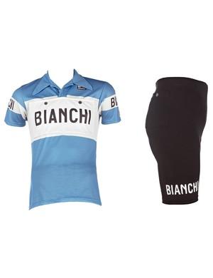 Bianchi has new retro gear to celebrate L'Eroica