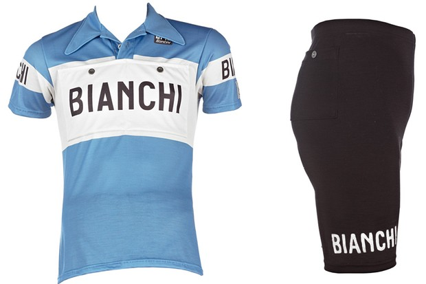 Bianchi has new retro gear to celebrate L'Eroica