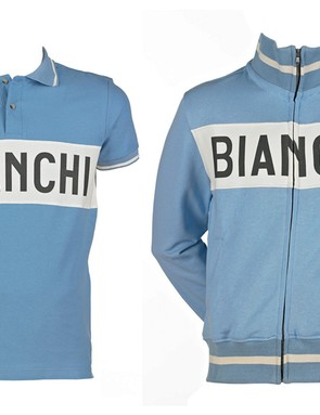 The L'Eroica line has casual pieces too