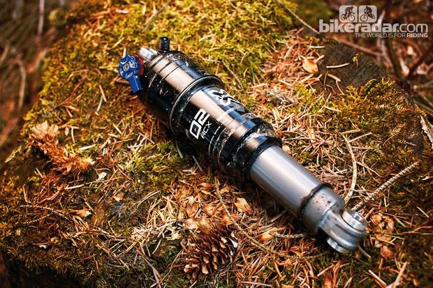 X-Fusion O2 RCX rear shock