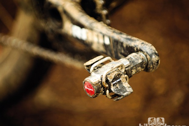 Look S-Track pedals