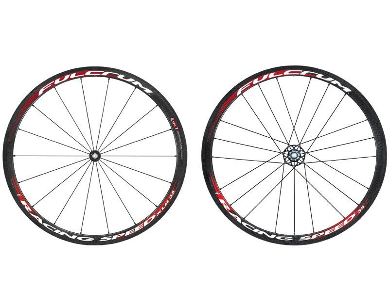 The Fulcrum Racing Speed 35 is a Shimano/SRAM-compatible version of the Campagnolo Bora Ultra 35
