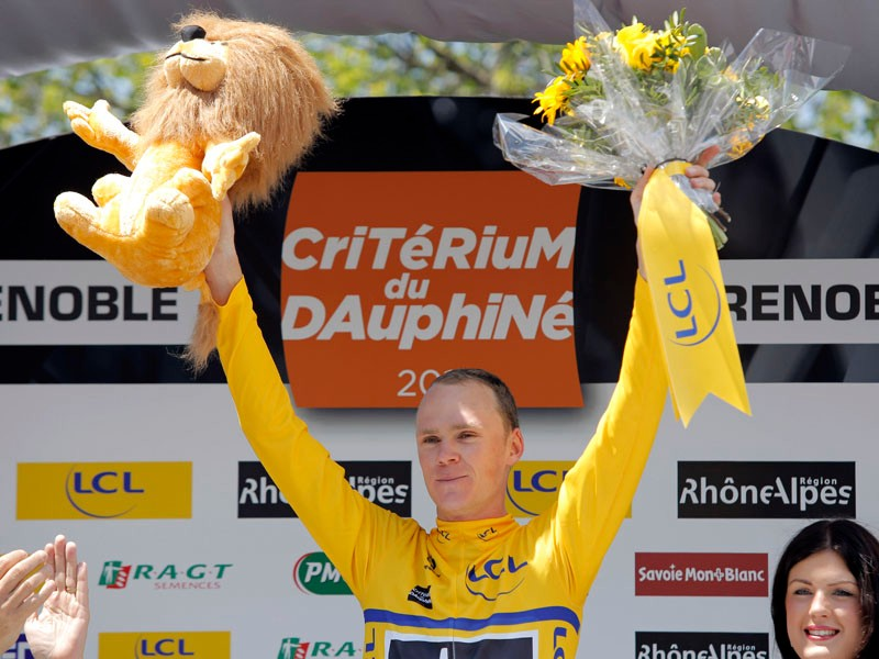 Chris Froome has said he will target the Tour  de France for the next six or seven years