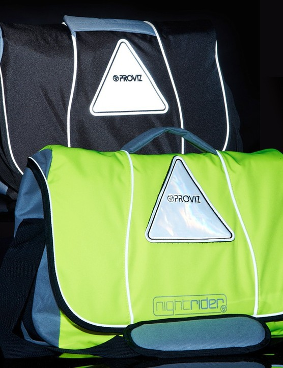 Proviz high visibility messenger bag