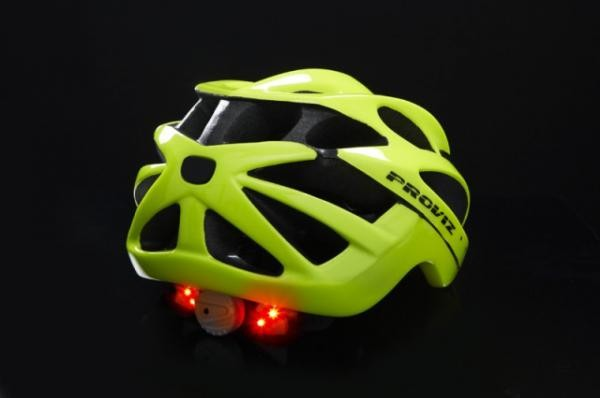 Proviz helmet with built-in LED